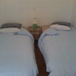 Chambre mixte 1 - 2 lits simples - PhilaDelphia surfhouse - Morgat, Presqu'île de Crozon